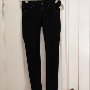 H&M Black Super Skinny Jeans